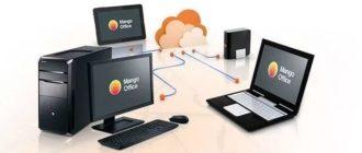 CRM Mango office