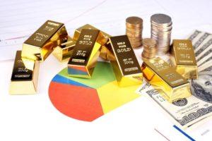 Вложить деньги в золото