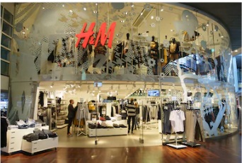 H& M по франшизе